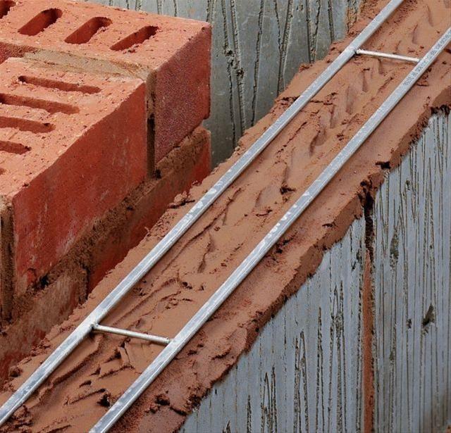 Brickforce Galvanised Gbf40w60 2 7m Pack Of 25