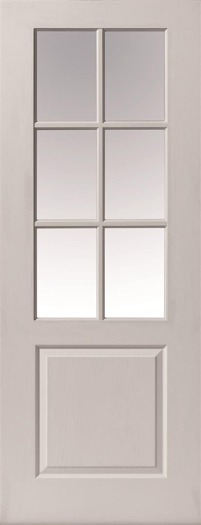 Jb Kind Faro Glazed Clear Safety Glass Door