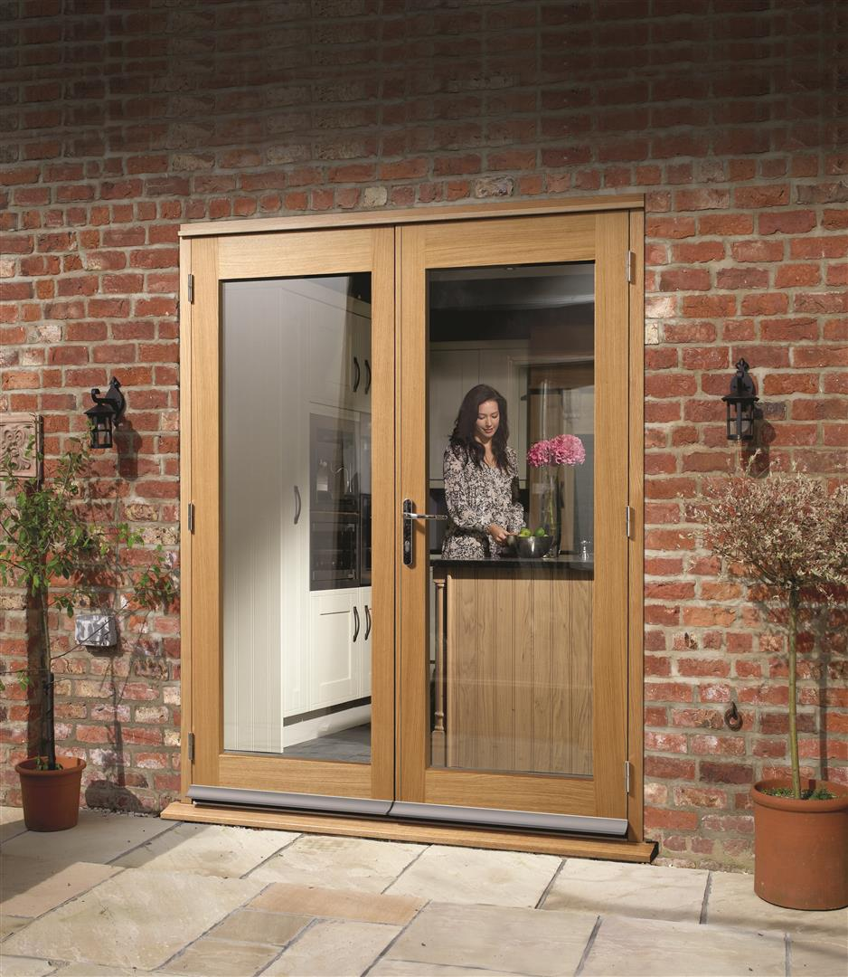 Xl joinery ext pre finished oak 4 la porte french door set for French doors 1190