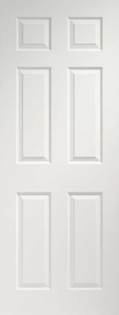 Xl joinery internal pre finished white moulded colonist 3 panel - Finished white interior doors ...