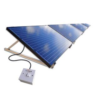 1 25kW Plug-In Solar Ground Mount Kit