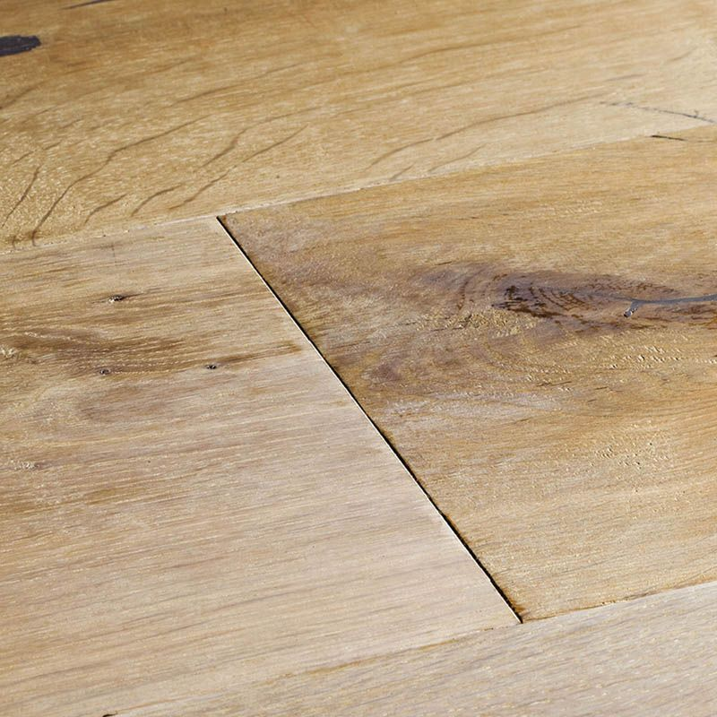 Berkeley 15mm Engineered Distressed White Oak Flooring