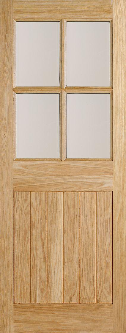 Astonishing Lpd Oak 4 Light Cottage Style External Door Download Free Architecture Designs Scobabritishbridgeorg
