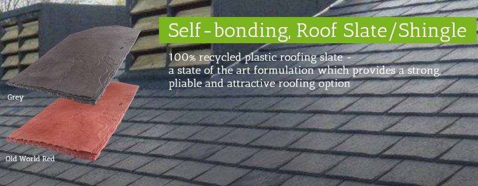 eco roofing slate box 34 slates